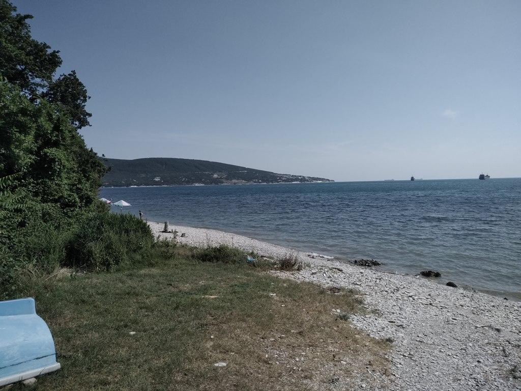 море кемпинг кабардинка