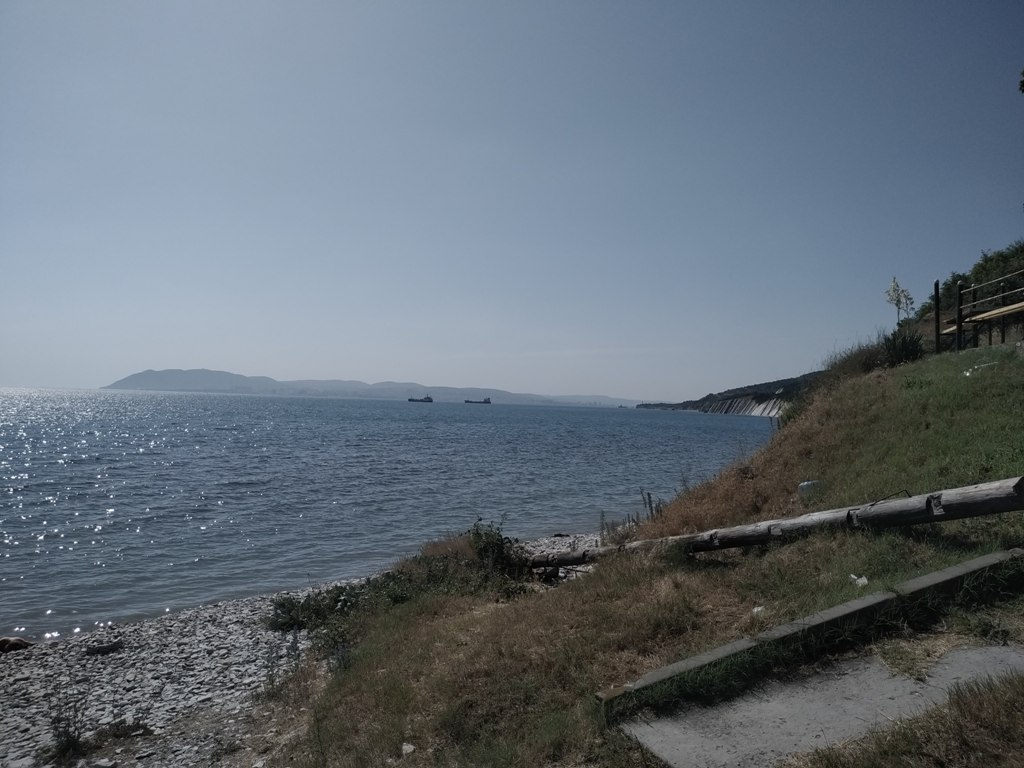 кемпинг море кабардинка